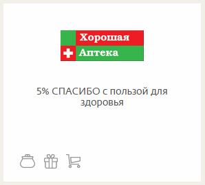 Спасибо от Сбербанка: магазины партнеры в Москве